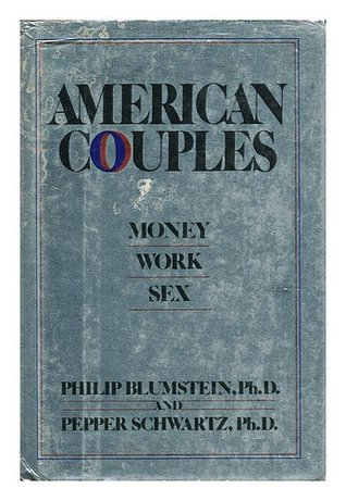 Lesbian Bed Death origin American Couples Money Work Sex study