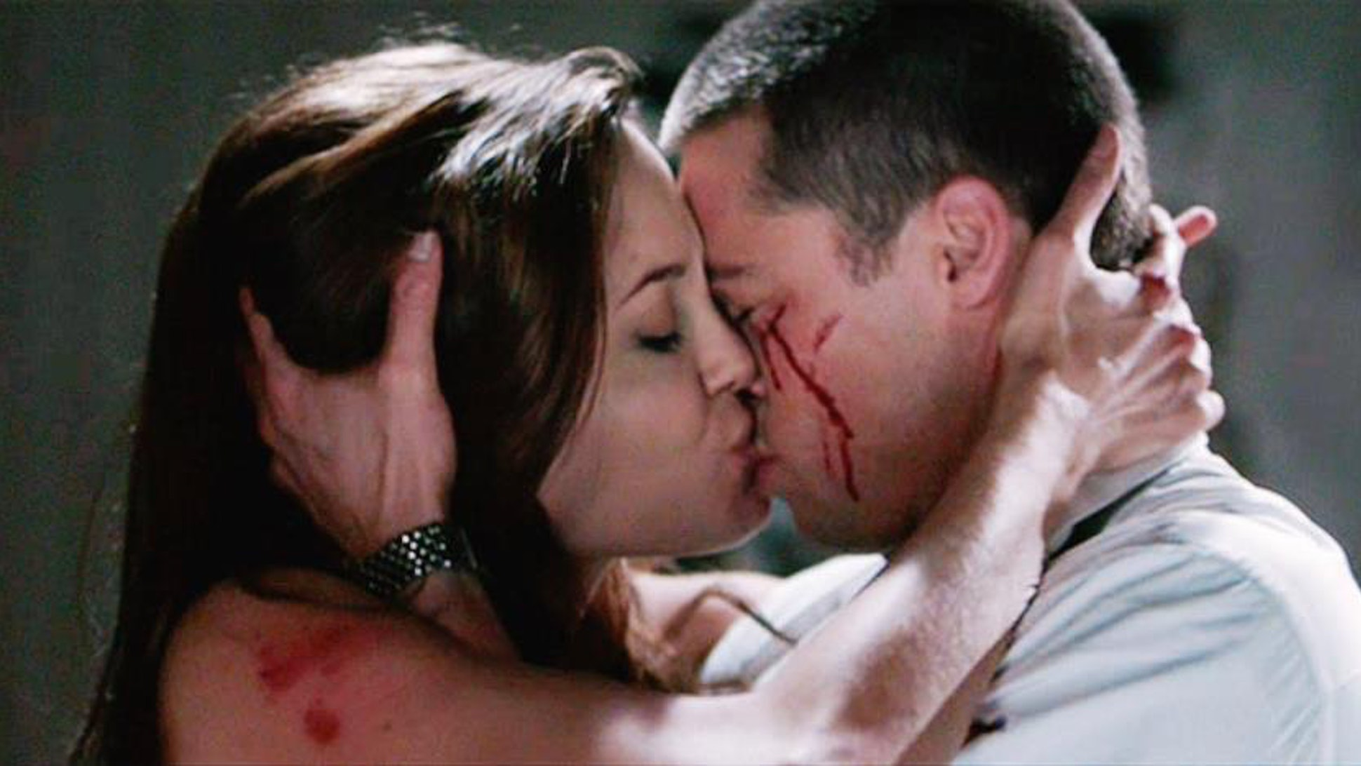 mr and mrs smith movie sex love scene