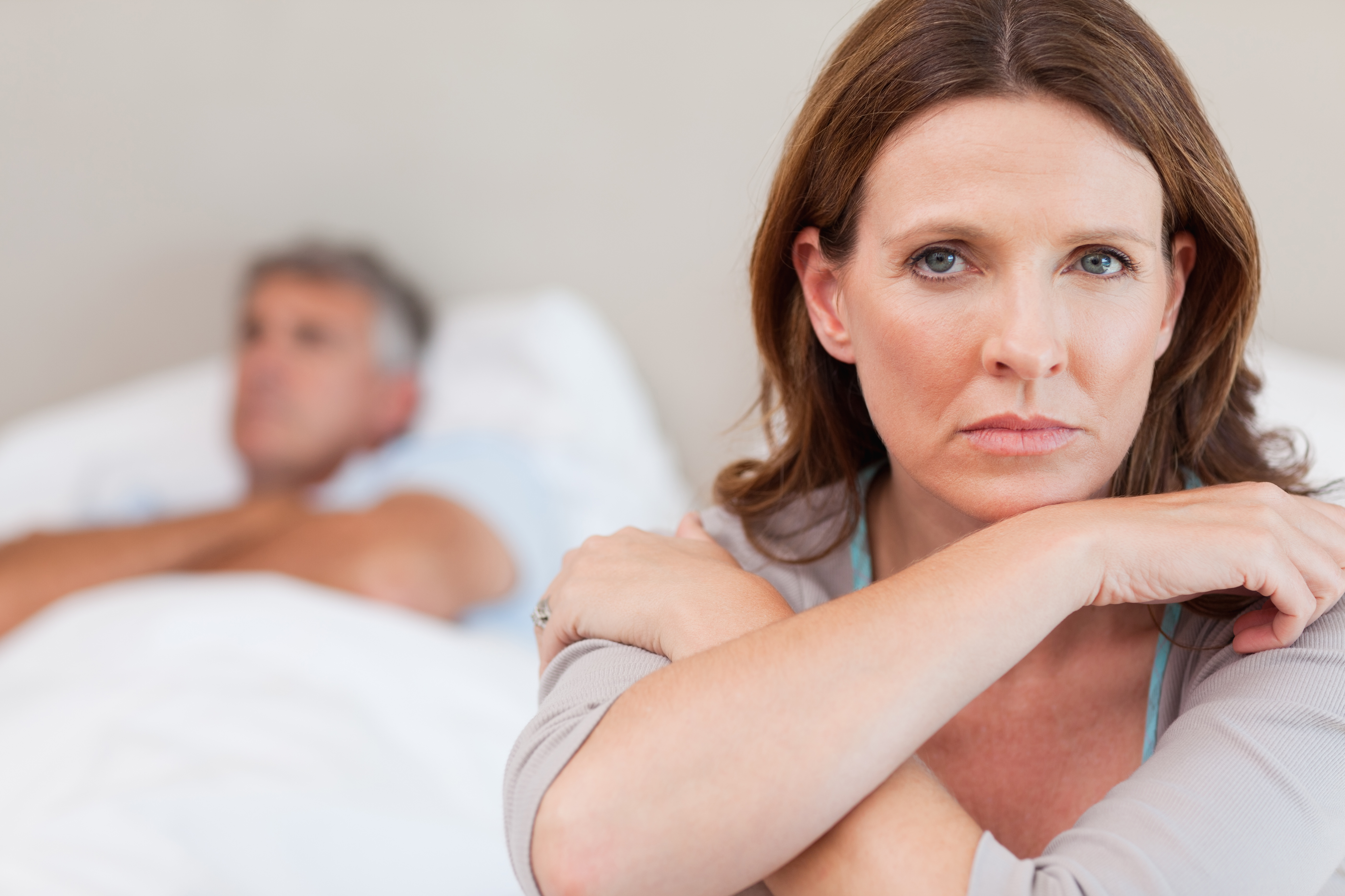 signs of female sexual dysfunction