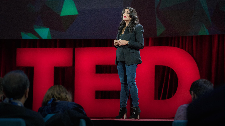Reshma Saujani Ted Talk