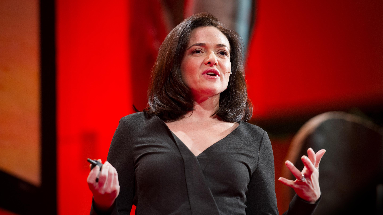 Sheryl Sandberg Ted Talk