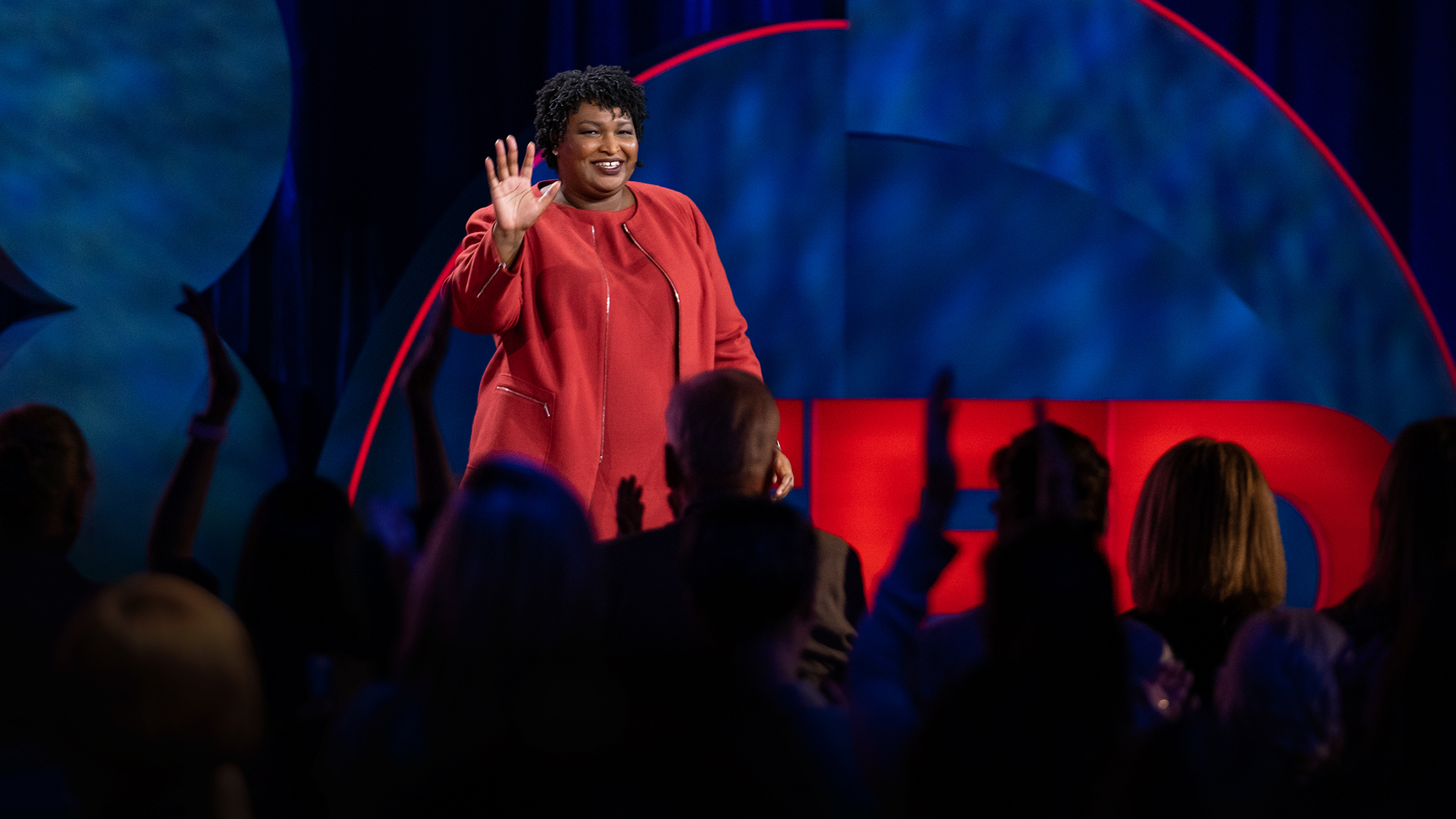 Stacey Abrams Ted Talk
