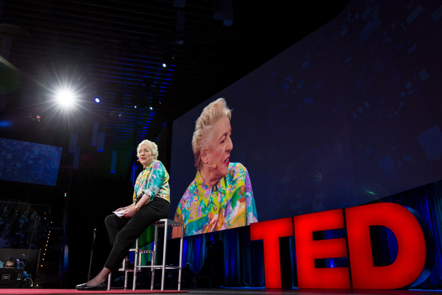 Dame Stephanie Shirley Ted Talk