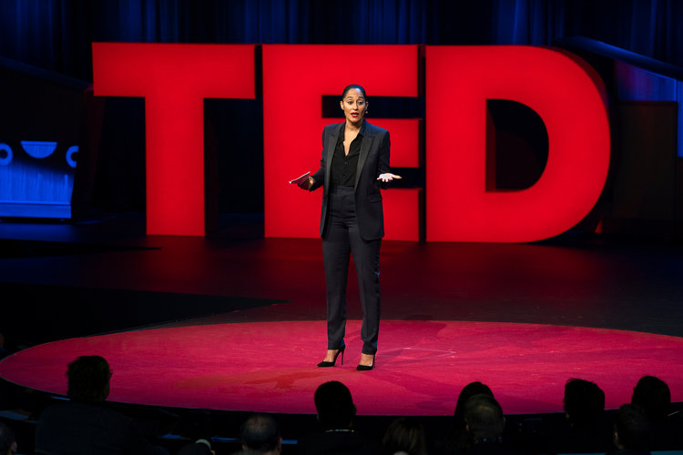 Tracee Ellis Ross Ted Talk